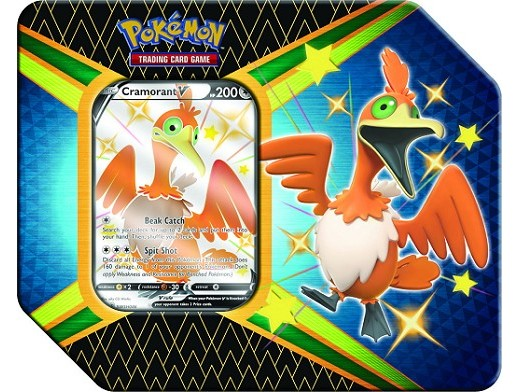 Pokémon TCG: Shining Fates Tin Cramorant V