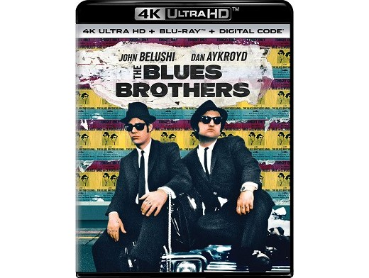 The Blues Brothers 4K Blu-Ray