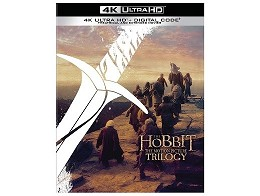 The Hobbit: Motion Picture Trilogy 4K Blu-Ray