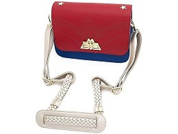 Bolso Loungefly Wonder Woman 1984 Eagle