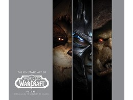 The Cinematic Art of World of Warcraft (ING) Libro