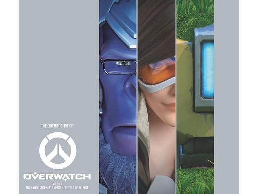 The Cinematic Art of Overwatch v1 (ING) Libro