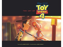 The Art of Toy Story 4 (ING) Libro