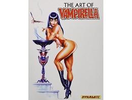 Art of Vampirella (ING) Libro