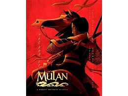 The Art of Mulan (ING) Libro