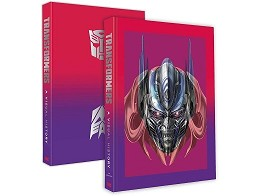 Transformers: A Visual History Limited (ING) Libro