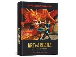 Dungeons & Dragons: Art & Arcana (ING) Libro