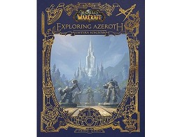 WoW Exploring Azeroth Eastern Kingdoms (ING) Libro