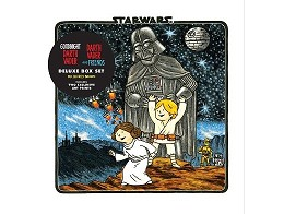 Darth Vader Goodnight / Friends Set (ING) Libro