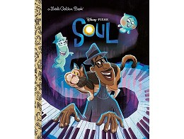 Soul Little Golden Book (ING) Libro