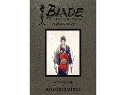 Blade of the Immortal Deluxe V1 (ING/HC) Comic