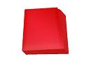 Protector cartas tamaño Pequeño Top Deck - Rojo