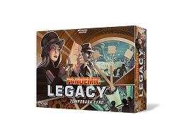 Pandemic: Legacy Temporada Cero - Juego de mesa