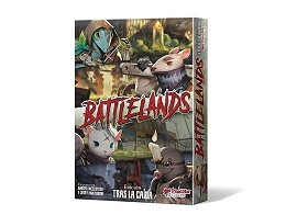 Battlelands: Tras la caída - Juego de mesa