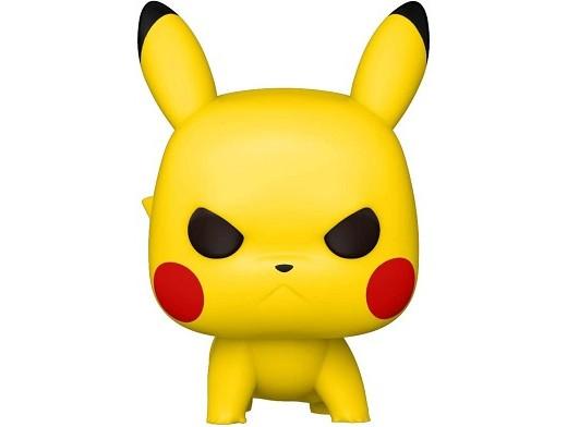 Figura Pop! Games: Pokemon - Pikachu (Attack)