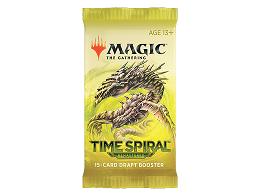 Sobre MTG Draft Time Spiral Remastered