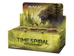 Display sobres MTG Draft Time Spiral Remastered