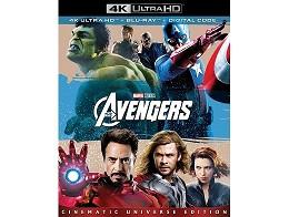 Avengers 4K Blu-ray