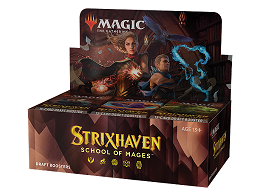 Display sobres MTG Draft Strixhaven (ingl?s)