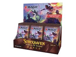 Display sobres MTG Set Strixhaven (ingl?s)