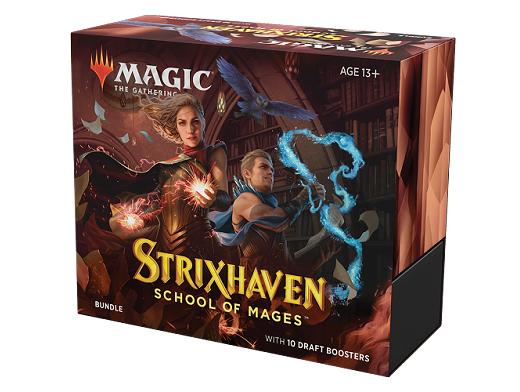 MTG Strixhaven Bundle (inglés)