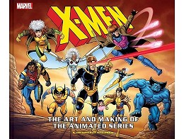 X-Men: The Art of The Animated Series (ING) Libro