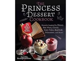 The Princess Dessert Cookbook (ING) Libro