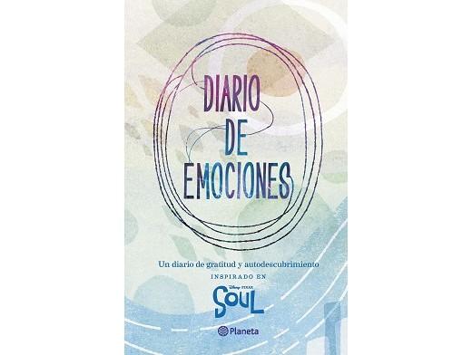 Soul. Diario de emociones (ESP) Libro