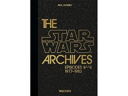 The Star Wars Archives. 1977-1983 (ING) Libro