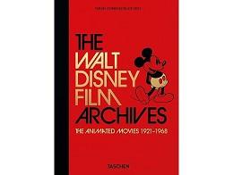 Walt Disney Film Archives 1921-1968 (ING) Libro