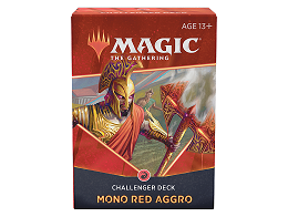 Mazo MTG Challenger Deck 2021 - Mono Red Aggro