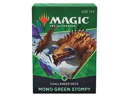 Mazo MTG Challenger Deck 2021 - Mono Green Stompy