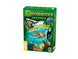 Carcassonne: Amazonas - Juego de mesa