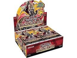 Display sobres Yu-Gi-Oh! TCG Blazing Vortex