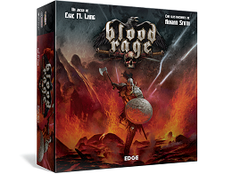 Blood Rage (en español) - Juego de mesa