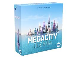 Megacity: Oceania - Juego de mesa