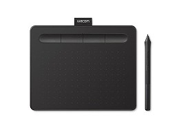 Intuos Creative Pen Tablet - Small Black CTL4100