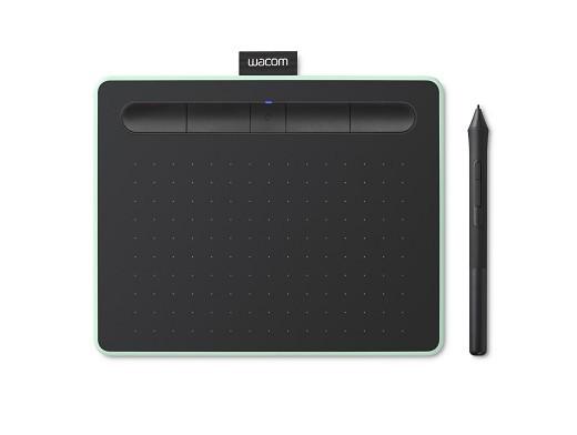 Intuos Creative Pen Tablet Bluetooth S Pistachio
