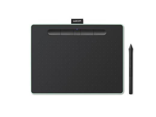 Intuos Creative Pen Tablet Bluetooth M Pistachio