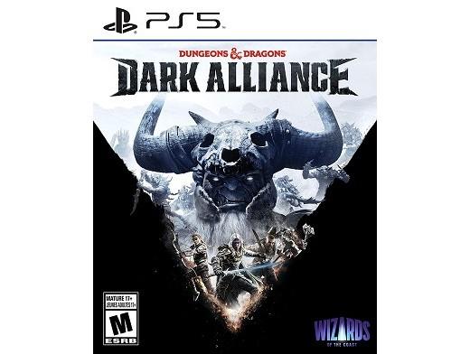 Dungeons & Dragons: Dark Alliance PS5