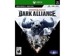 Dungeons & Dragons: Dark Alliance XO/XBSX
