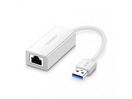 Adaptador de Red 10/100/1000 U USB 3.0 White NSW