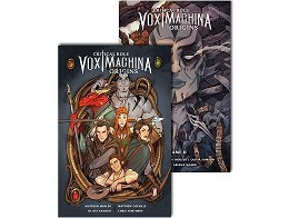 Critical Role Vox Machina Pack v1&2