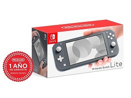 Consola Nintendo Switch Lite Gray