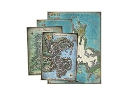 Dungeons & Dragons: Mapas de la Tumba Aniquilación