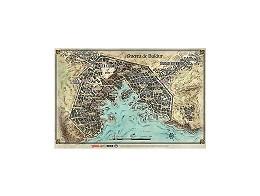 Dungeons & Dragons: Mapa de Puerta de Baldur