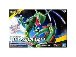 Model Kit Pokémon Rayquaza
