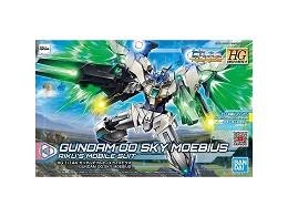 Model Kit Gundam 00 Sky Moebius HG