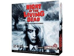Night of the Living Dead (en español) - J. de mesa
