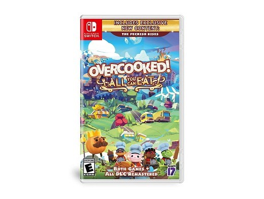 Overcooked! All You Can Eat NSW